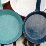 Как отмыть сковороду — полезные советы