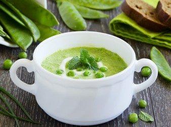 Гороховый суп в мультиварке рецепт с фото