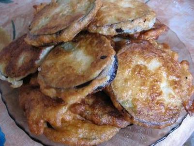 Баклажаны в кляре рецепт с фото