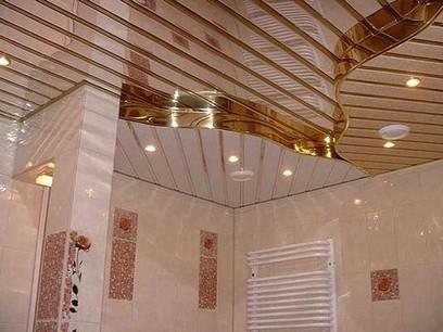 Как установить подвесной потолок