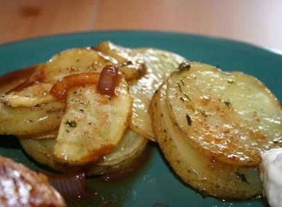Запеченный картофель в мультиварке рецепты с фото