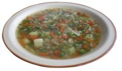 Овощной суп в мультиварке рецепты с фото