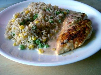 Рис в мультиварке рецепты с фото