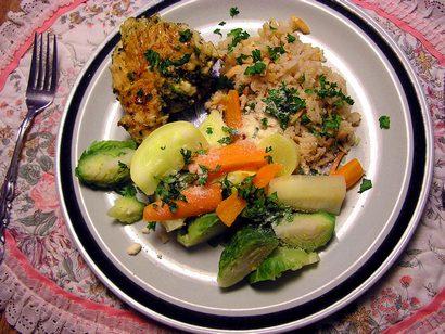 Рис с овощами в мультиварке рецепты с фото
