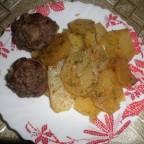 Котлеты с картошкой в мультиварке рецепты с фото