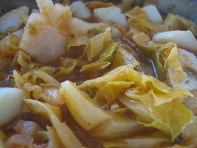 Курица с капустой в мультиварке рецепты с фото