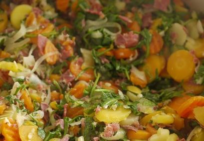 Свинина с овощами в мультиварке рецепты с фото