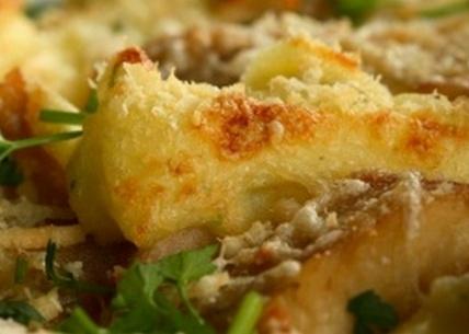 картошка с фаршем в мультиварке поларис рецепты