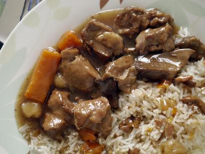 Свинина с рисом в мультиварке рецепты с фото