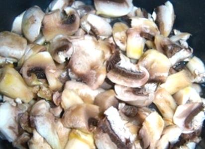 Замороженные грибы в мультиварке рецепты с фото