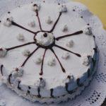 Торт на кефире в мультиварке