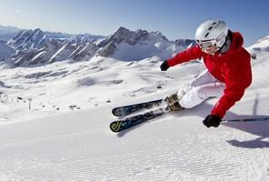 Лыжи в подарок сыну на новый год фото