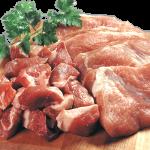 Свинина в сливках в мультиварке с шампиньонами