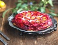 Сливовый пирог в мультиварке рецепты с фото