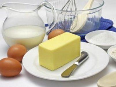 Чем заменить сливочное масло в выпечке фото