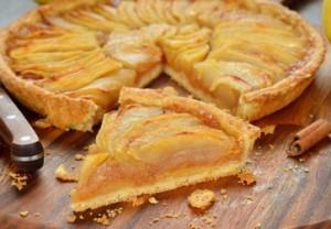 Яблочный тарт татен рецепт с фото
