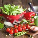 Какие овощи заморозить на зиму