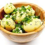 Как варить картошку — правила варки картошки