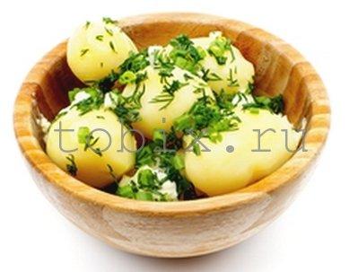 Как варить картошку рецепты с фото
