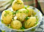 Сколько варить картошку в мундире, на пюре