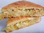 Заливной пирог с капустой рецепты с фото