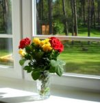 Как сохранить в вазе розы фото полезные советы