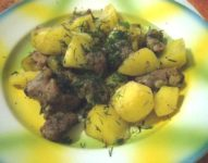 Окорочка с картошкой в мультиварке рецепты с фото