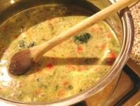 Чечевичный суп в мультиварке рецепты фото