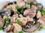 Филе с грибами в мультиварке в соусе рецепты фото